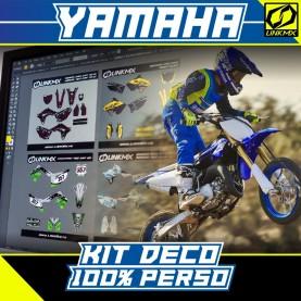 Kit Déco Yamaha 65cc 100 % PERSO