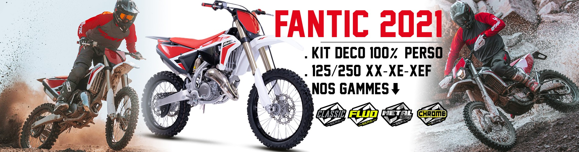 fantic XX, XE, XEF